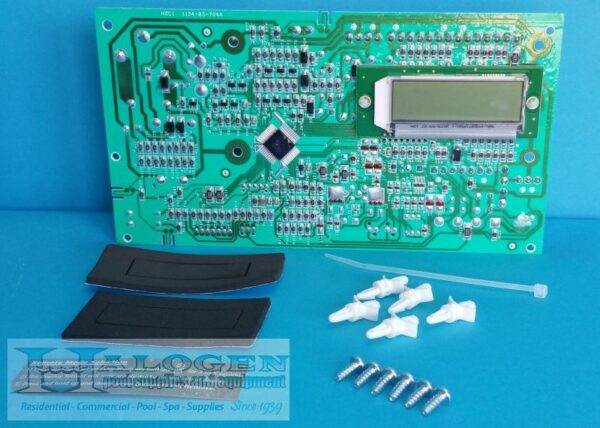 Pc Board Digital For Cast Iron Asme Amp Capron Model