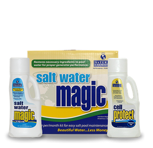 Natural Chemistry Salt Water Products