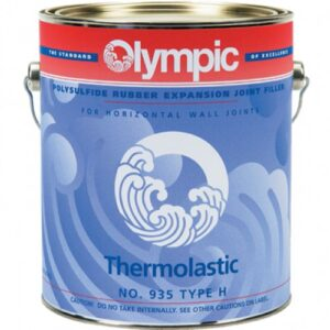 Olympic Thermolastic Expansion Joint Fillers
