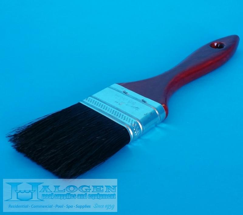 Epoxy Paint Brush : Inch in wide epoxy resin brush halogen supply