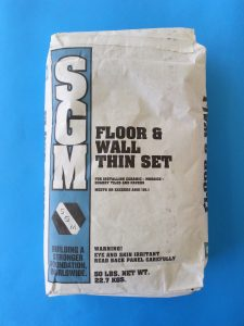 50 Pound (lb) Tile (Bag) Set/Grouts