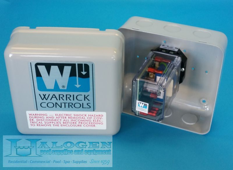 Warrick Solid State Automatic Commercial Pool Water Level Controller ...