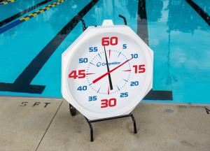Competitor 31 Inch (in) Pace Clocks