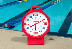 Competitor 15 Inch (in) Pace Clocks