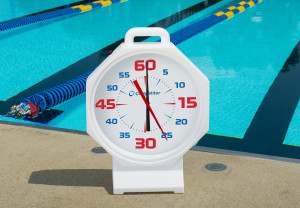 Competitor Pace Clocks