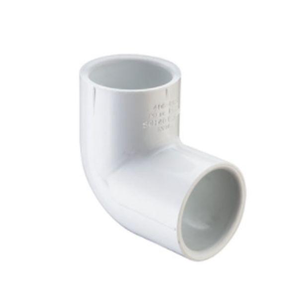 Schedule 40 PVC Plumbing Elbows