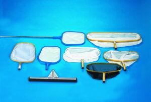 Pool Skimmers & Leaf Rakes
