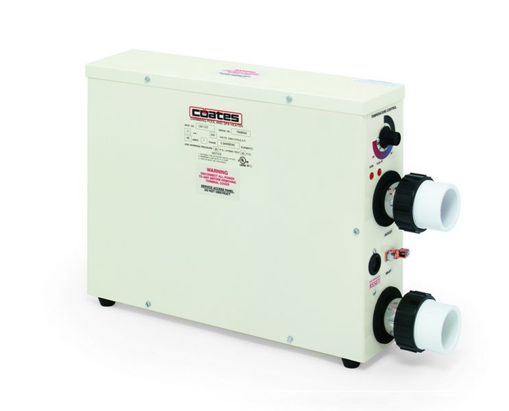 Coates Electric Spa Heaters