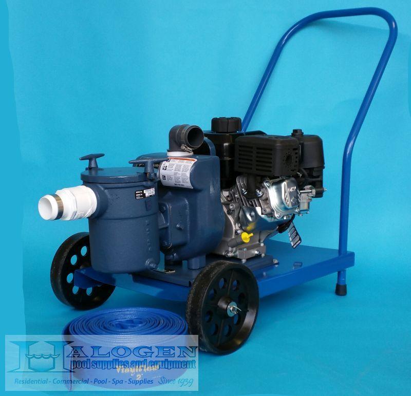 Sta-Rite Gasoline Engine Pump