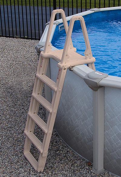 above ground pool ladder 7100