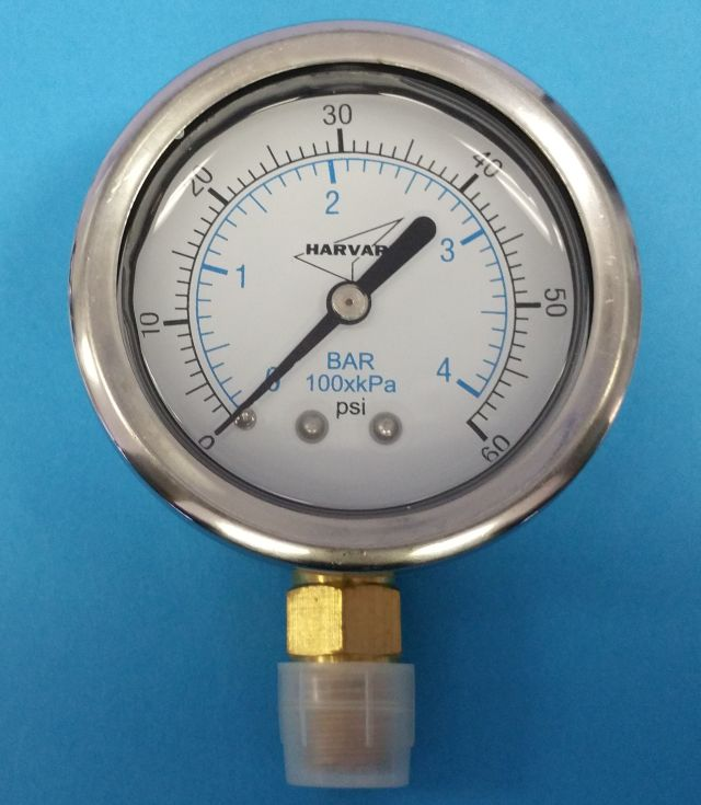 Commercial Pool Gauges & Gauge Accessories