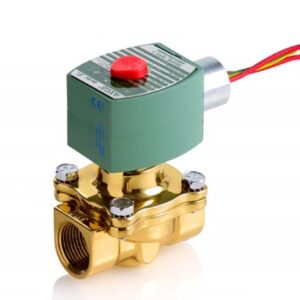 Electric Solenoid Valves for Commercial Pools