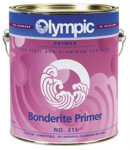 Olympic Bonderite Aluminum Primers