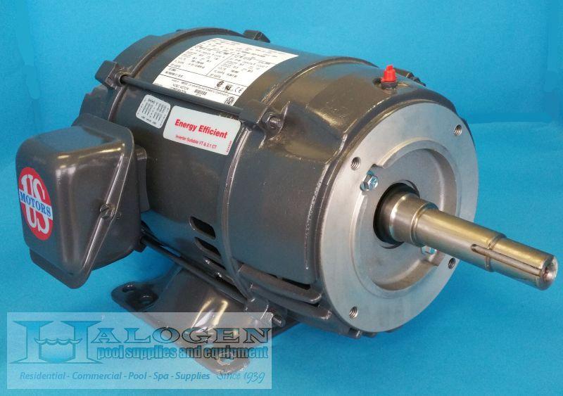 5 Horsepower (hp) 3 Phase Motor for DMJ3-172