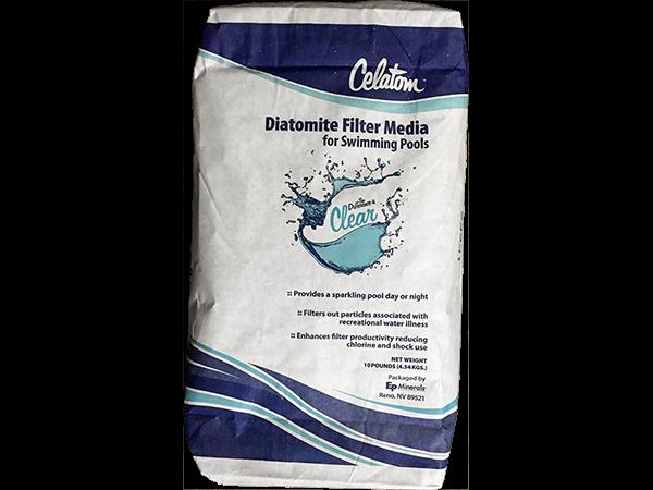 Diatomaceous Earth 10 Pound Lb Bag Halogen Supply