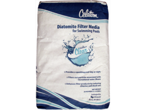 Diatomaceous Earth And Perlite Filter Media