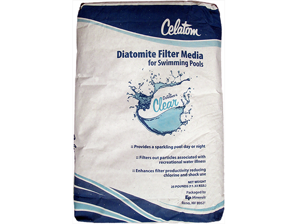 Diatomaceous Earth (DE) Pool Filters | Halogen Supply Co.