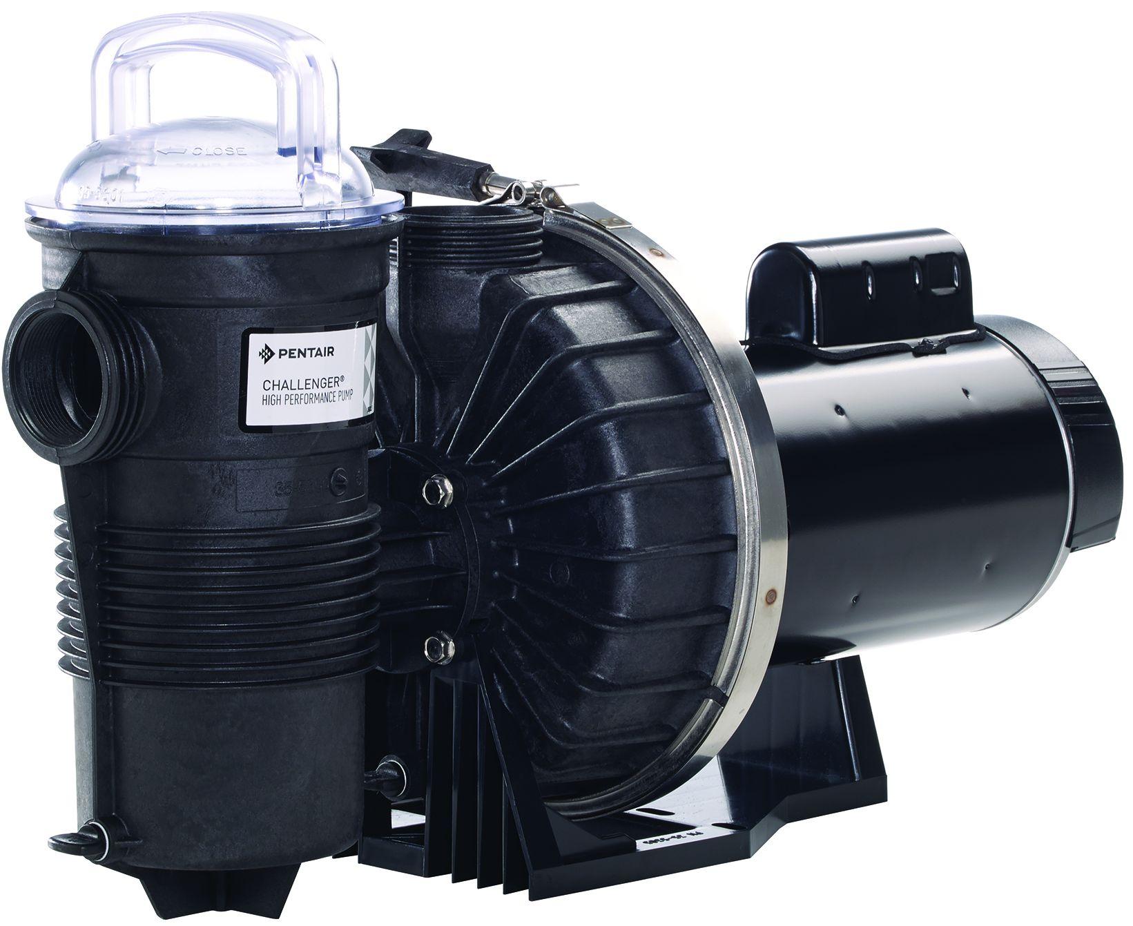 ch11 n1 3fe pentair challenger pool pump halogen supply. Black Bedroom Furniture Sets. Home Design Ideas