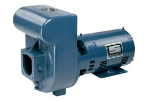 D-Series Cast Iron Self Priming Centrifugal Commercial Pumps