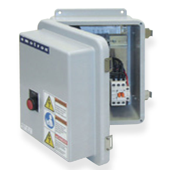 Emotron Virginia Graeme Baker (VGBA) Compliant Automatic Pump Shut-off Systems