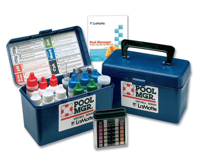 Lamotte Dip Cell Series Pool Test Kit