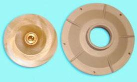 Sta-Rite Pump Parts for Models P2RA & PEA