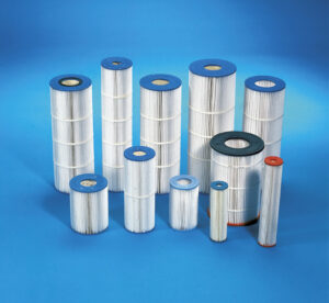 Replacement Cartridges for Pool & Spa Filters