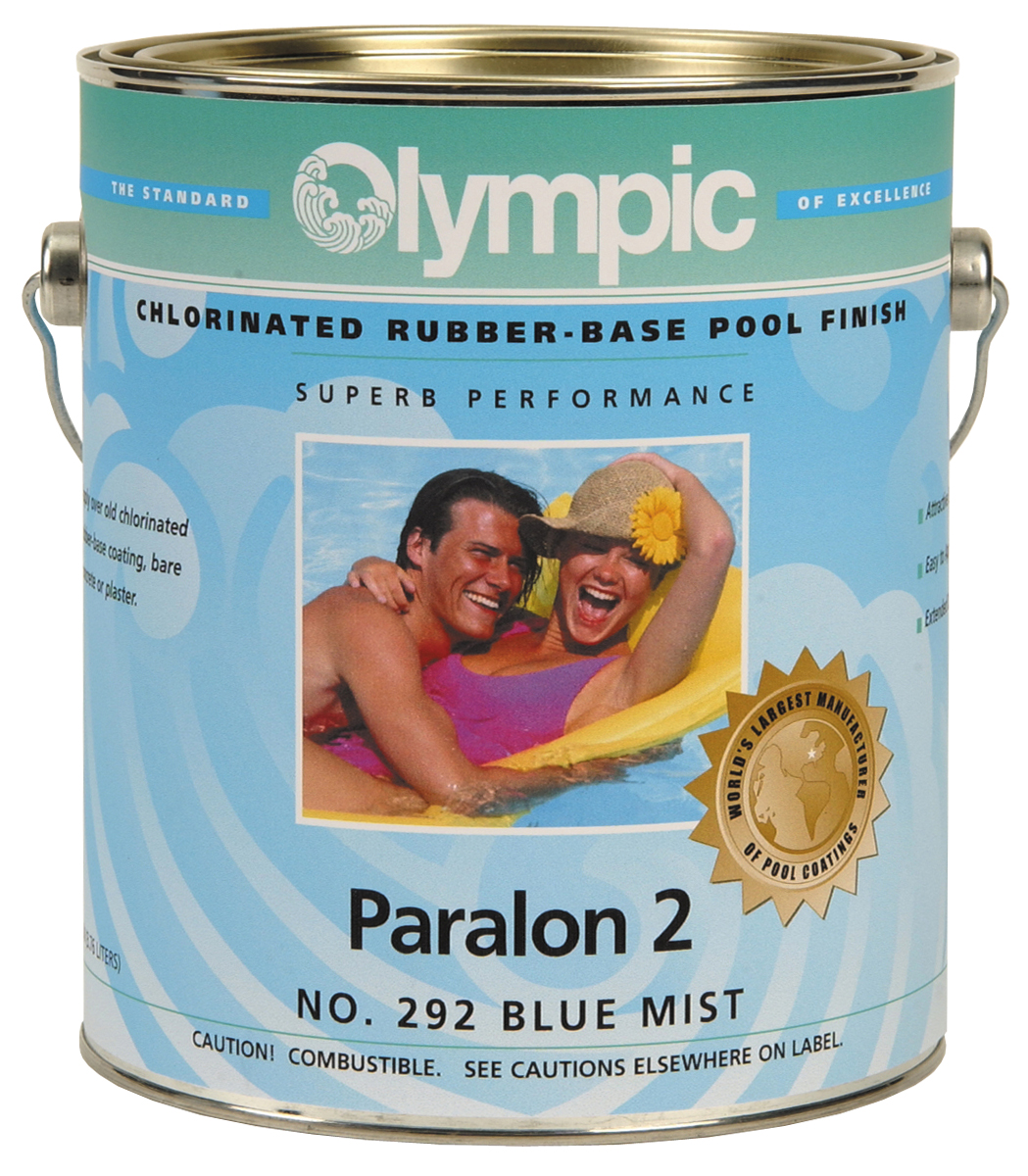 Olympic Paralon 2 Pool Coatings