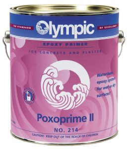 Olympic Poxoprime II Epoxy Pool Primers