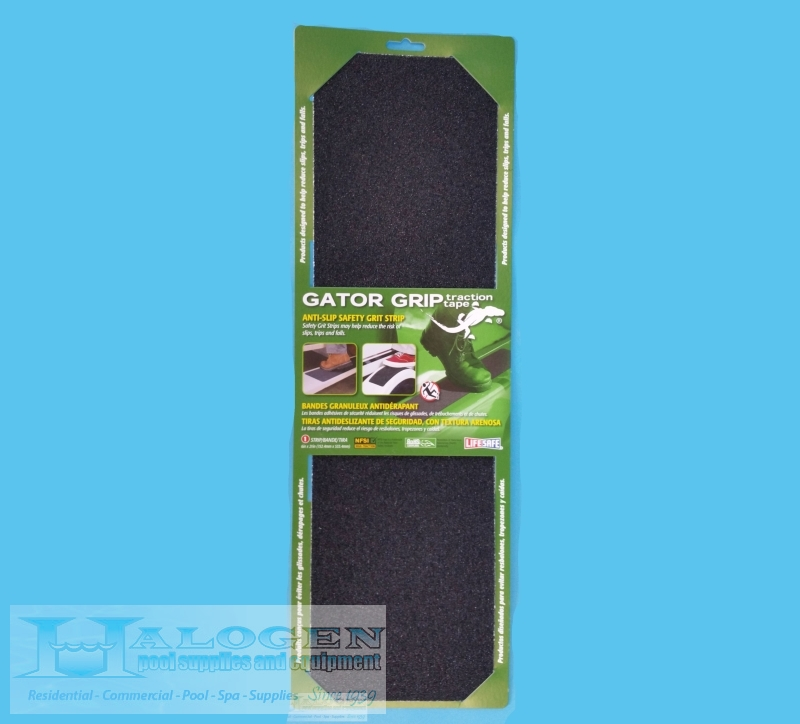 """Gator grip traction tape RE629BL Black 6/"""" x 21/"""""""