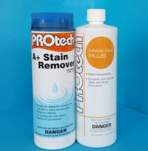 Metal & Stain Removers