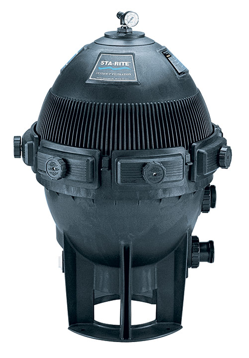 Sta-Rite SM Series System3 Mod Media Pool Filters