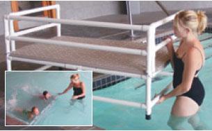 Toddler Training Platforms for Swimming Pools