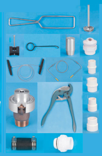 Pool & Spa Plumbing Tools