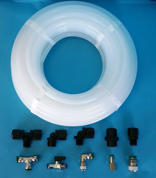 Pool & Spa Chemical Feeder Tubing & Tubing Fittings