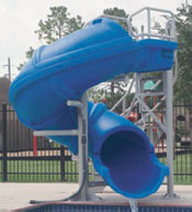 Vortex Pool Slides