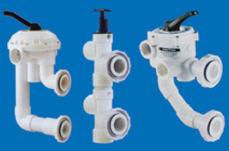 Swimming Pool Filter Valves