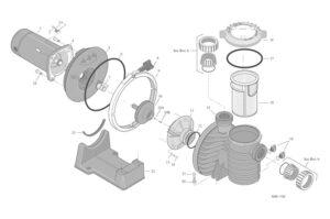 Starite Max-E-Pro Pump Parts