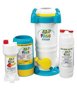Frog Pool & Spa Care Products