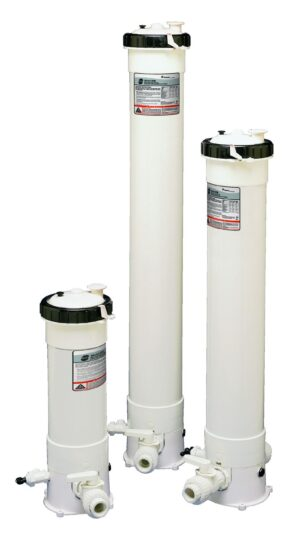 Chlorine & Bromine Erosion Feeders for Commercial Pools