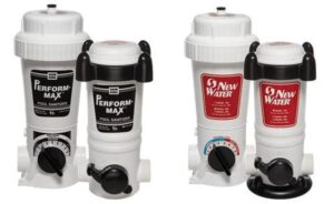 King Technology Pool Chemical Cyclers and Feeders