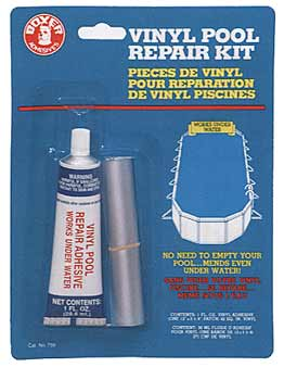 Vinyl Repair Kit Halogen Supply