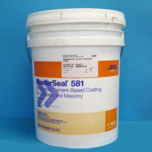 MasterSeal 581 Thoroseal Pool Sealers