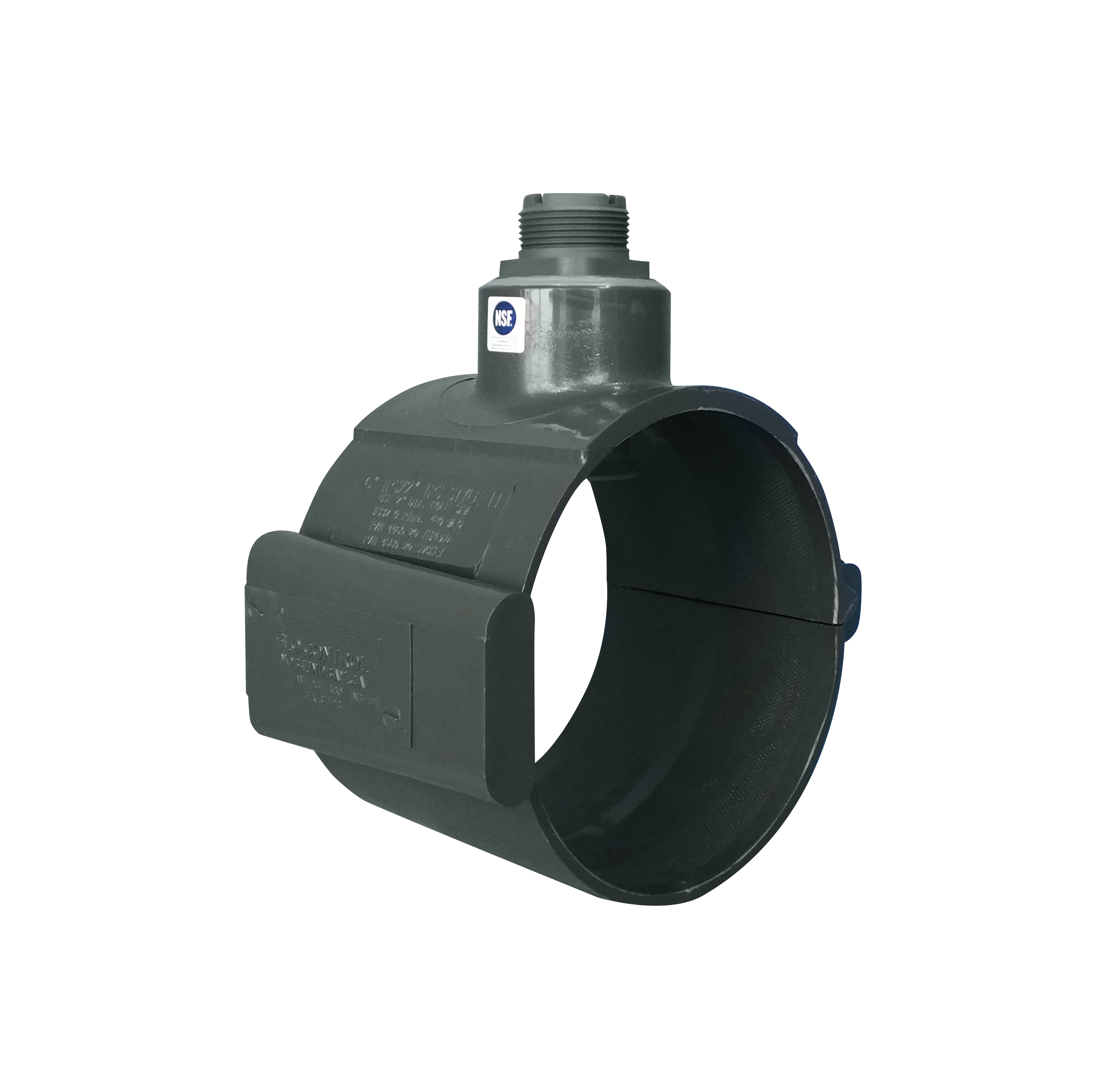 Signet Flow Meter Installation Fittings