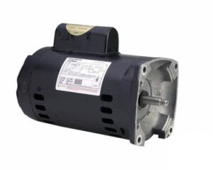 Square Flange Pool Pump Motors