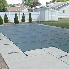 Secur-A-Pool Mesh Safety Cover