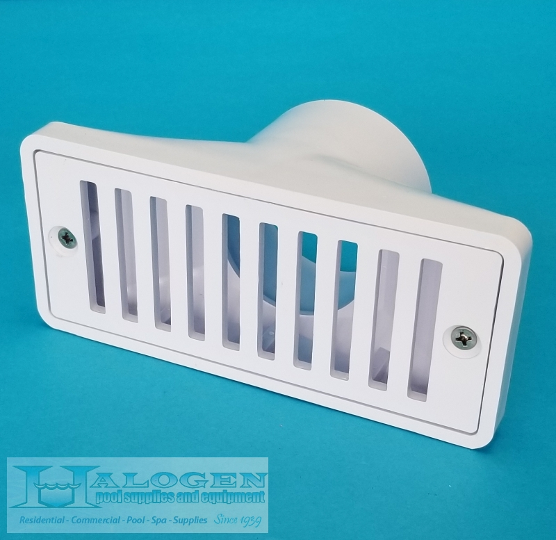 Swimming Pool Gutter Drains Parts Amp Fittings Halogen