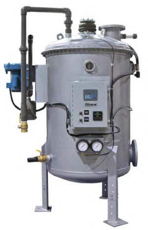 Regenerative Diatomaceous Earth (D.E.) Filters