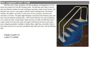 ADA Compliant Easy Stair