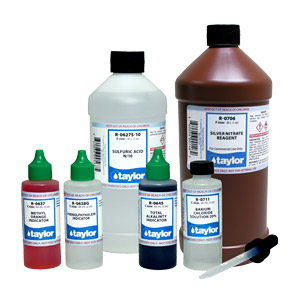 Taylor Technologies Replacement Reagents